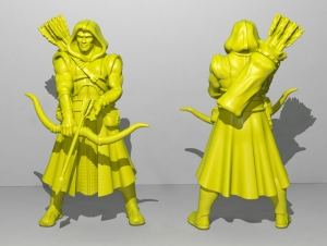Eden Archer 3D