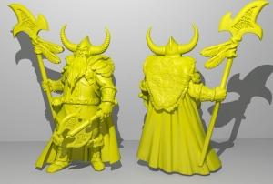 Enoch Guard 3D