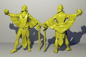 Grigori Diviner 3D