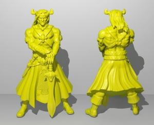 Havilah Guardian 3D