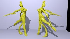 Nephilim Consort 3D