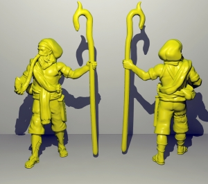 Nod Nomad 3D
